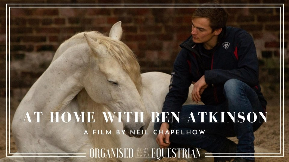At Home with Ben Atkinson