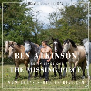 Ben Atkinson Liberty Stage One - The Missing Piece